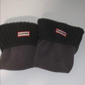 Original Cardigan Knitted Cuff Tall Boot Socks